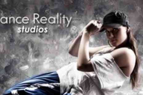 Dance Reality Studios - Any Ten Adult Dance Classes - Save 70%