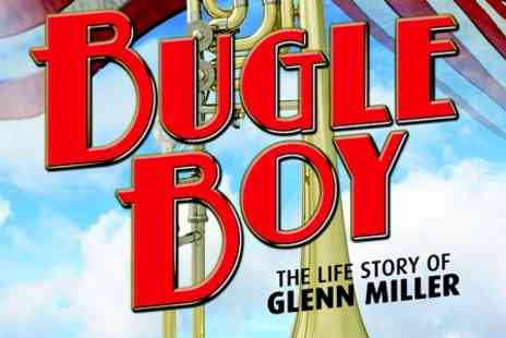 Leicester Square Theatre - Ticket  to Bugle Boy at Leicester Square Theatre - Save 35%