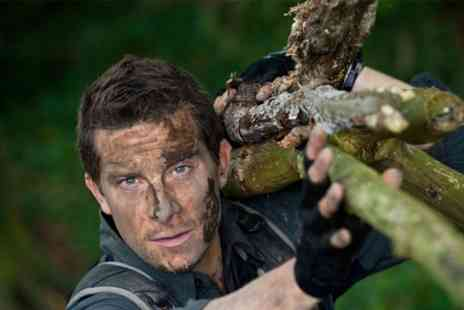Bear Grylls Survival Academy - Three Day surviving Course  - Save 51%