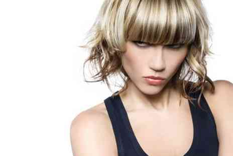 Helen Deans Hair and Beauty - Full or half head of highlights with cut - Save 50%