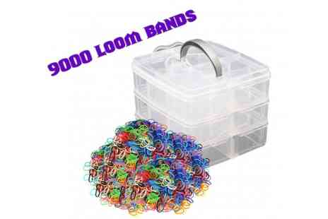 Stock Nation Toys - Super Mega 9000 Loom Band Tower  - Save 64%
