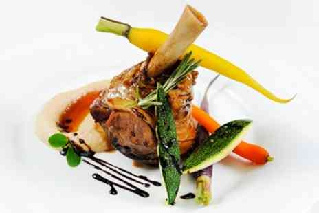 The Patch Dulwich - Two Course Dinner & Bubbly for 2 - Save 55%