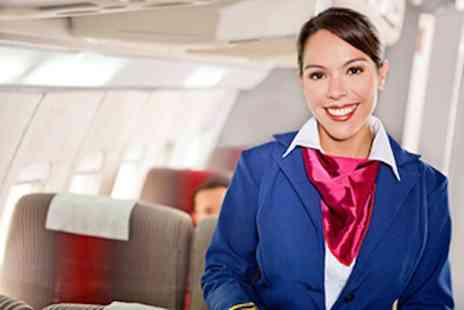 Parker Ascott - Online Air Cabin Crew course - Save 50%