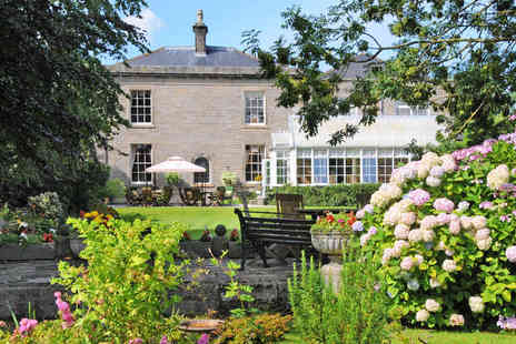 Springfield House Hotel - Cosy Lancashire Country House Hotel Stay - Save 58%