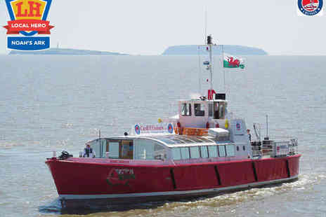 Cardiff Cruises - Three Hour Sightseeing Boat Trip from Cardiff Bay for Two  - Save 52%