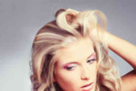 Charu Hair Beauty Nails and Spa - Colour hair package - Save 74%