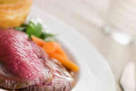 Indulgence Bramhall - Traditional two course Sunday roast for two - Save 64%