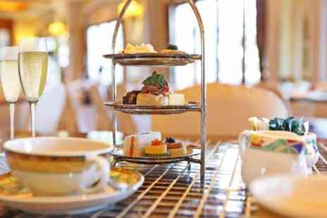 The Grand Hotel - Afternoon Tea With Prosecco For Two - Save 50%