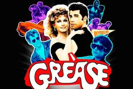 Tamworth Assembly Rooms - Screening of the classic musical Grease welcomes up to two guests - Save 40%