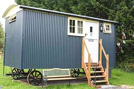 Drusillas Inn - Two Night Stay For Two in a Shepherds Hut  - Save 50%