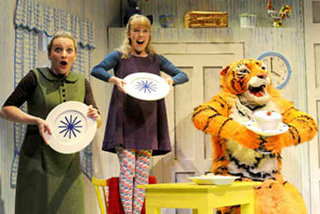 Nimax Theatres - The Tiger Who Came to Tea Roars into the West End The Lyric Theatre - Save 50%