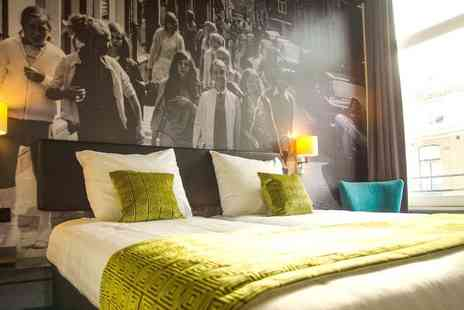 Cornelisz - Two nights stay in the heart of Amsterdam including breakfast - Save 47%