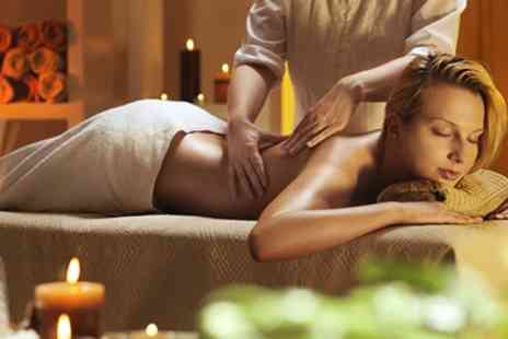 The Chelsea Day Spa - 60 Minute Full Body Luxury Massage  - Save 54%