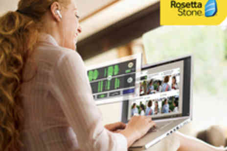 Rosetta Stone - Rosetta Stone Interactive Language Software  - Save 57%