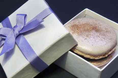 David Leslie - Discover Chocolate Macaron Making Workshop - Save 59%