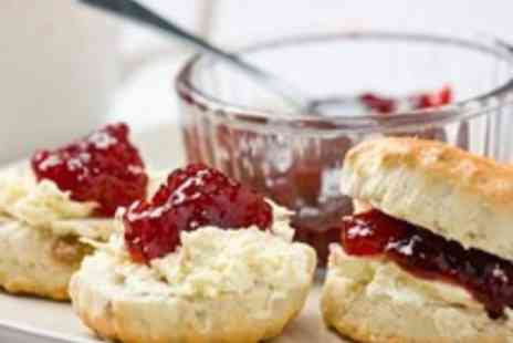 Cafe Cross The Mersey - Cream tea for 2 - Save 50%
