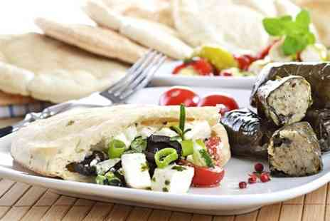 An-Athene Greek Meze Restaurant - Four Mezes To Share Between Two - Save 62%