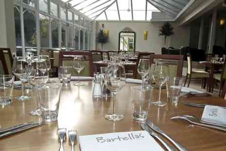Bartellas - Three Course Meal With Prosecco For Two - Save 46%