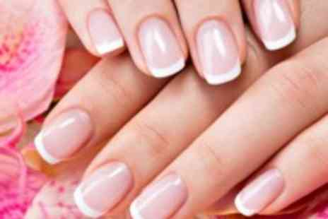 Hair by Helen - Shellac manicure with a luxurious hand and arm massage - Save 50%
