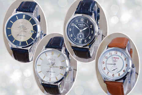 Designer Watches - Choice of Mens Designer Watch with Delivery Included - Save 54%