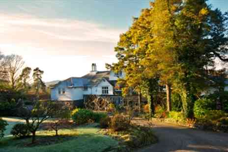 The Ryebeck Country House - Lake District Hotel Stay with Meals, Cream Tea & Upgrade - Save 51%