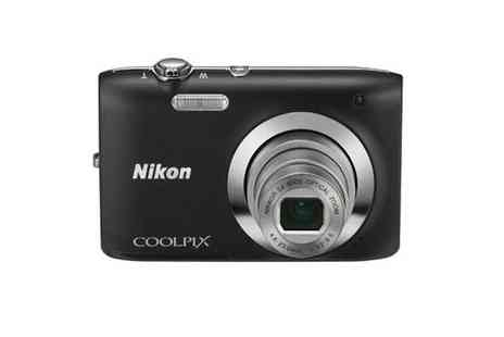 Xcess Trading - Nikon Coolpix S2600 or S6400 Cameras - Save 43%