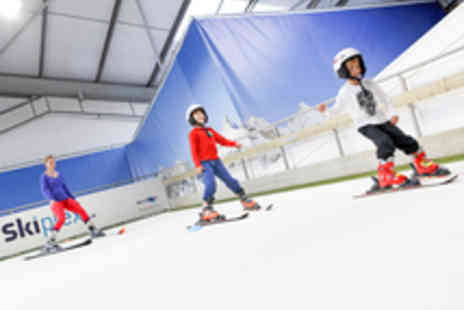 Skiplex - Adult or Child Skiing or Snowboarding Lessons - Save 60%