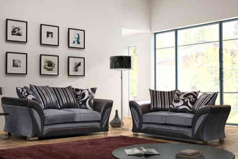 Furniture Deals - Two seater Farrow sofa - Save 47%