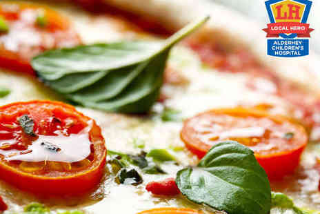 The Casa Italia - Pizza or Pasta Dish Each for Two - Save 48%