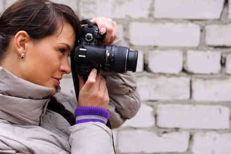McFade Training - Four Hour Discover Leeds Digital SLR Photography Course for One - Save 68%