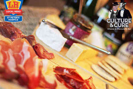 Culture & Cure - Five British Tapas Dishes to Share for Two - Save 57%