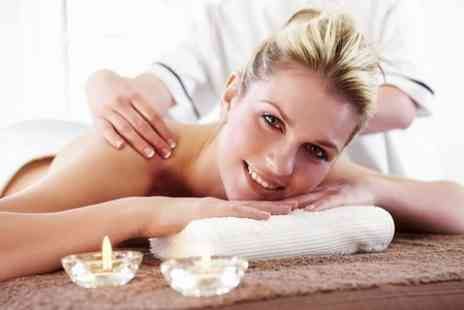 Butterfly Effect Holistic Centre - Aromatherapy Massage - Save 50%