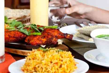 Saffron Restaurant - Two Course Bangladeshi Meal For Two - Save 64%