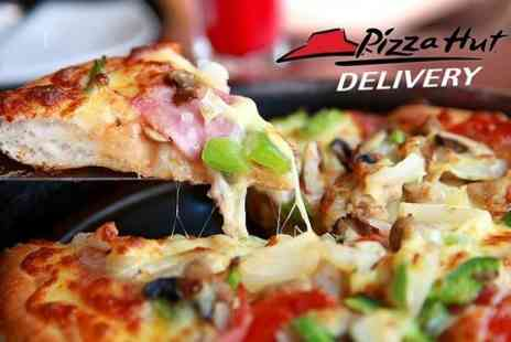 Pizza Hut -  £25 to Spend on Delivery or Collection - Save 60%