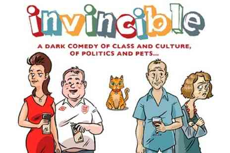 St James Theatre - Ticket  to Invincible - Save 42%
