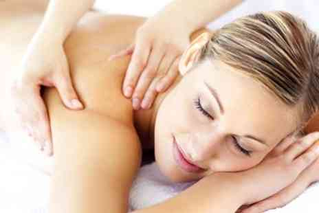 Urban Hair & Spa - Massage or Facial, Manicure & Bubbly  - Save 42%