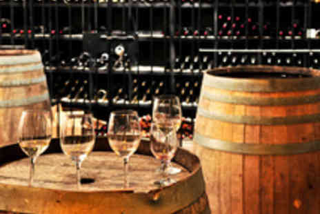 Daws Hill Vineyard - Vineyard Tour with Wine Tasting and Snacks for Two  - Save 50%