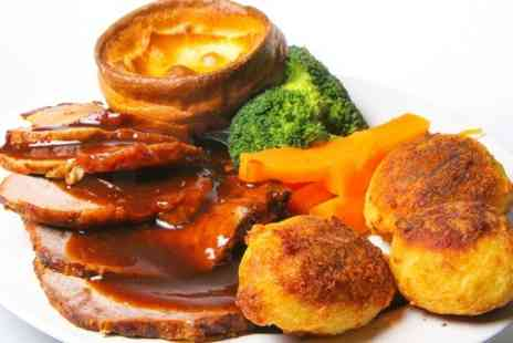 The Lunch Box - Sunday Lunch For Two - Save 50%