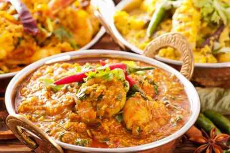 Zaal Vip Lounge - Two Course Indian Meal  - Save 56%