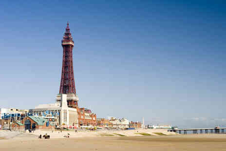 Ascot Hotel - Two night Blackpool stay for 2 including full English breakfast - Save 43%