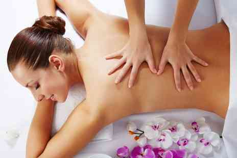 Healing Touch Academy - Deep tissue back massage & Indian head massage - Save 62%