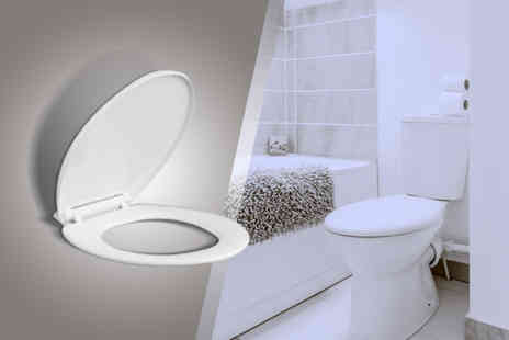 Juggernet - Soft closing toilet seat - Save 70%