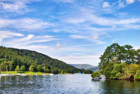The Crown at High Newton - Two night stay for two in Cumbria - Save 50%