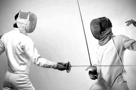 Fighting Fit Fencing - 75 minute Fencing Beginners Course  - Save 71%