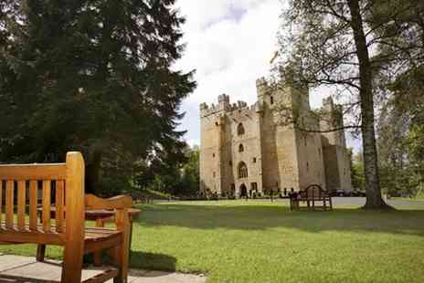 Langley Castle - Battlements Guided Tour For Family - Save 50%