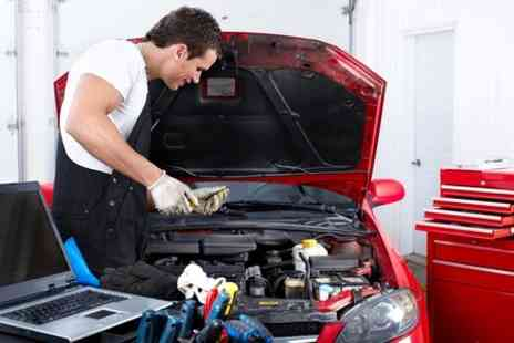 Gibbs Automotives - Full MOT Test With Certificate For Class - Save 65%