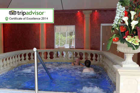 The Parsonage Hotel & Spa - Spa day including choice of treatment & access to all facilities - Save 49%