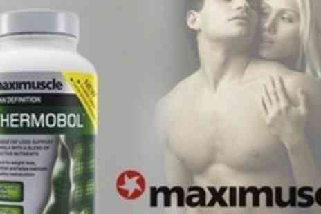 Maximuscle - 30 Day Supply of Lean Definition Maximuscle Thermobol Tablets - Save 56%