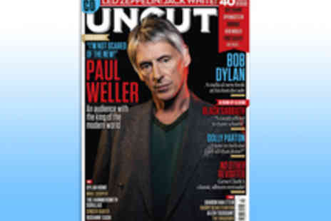IPC Media - 12 Issue Subscription to Uncut Magazine - Save 19%