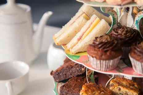All Seasons Cafe - Afternoon Tea For Two - Save 50%